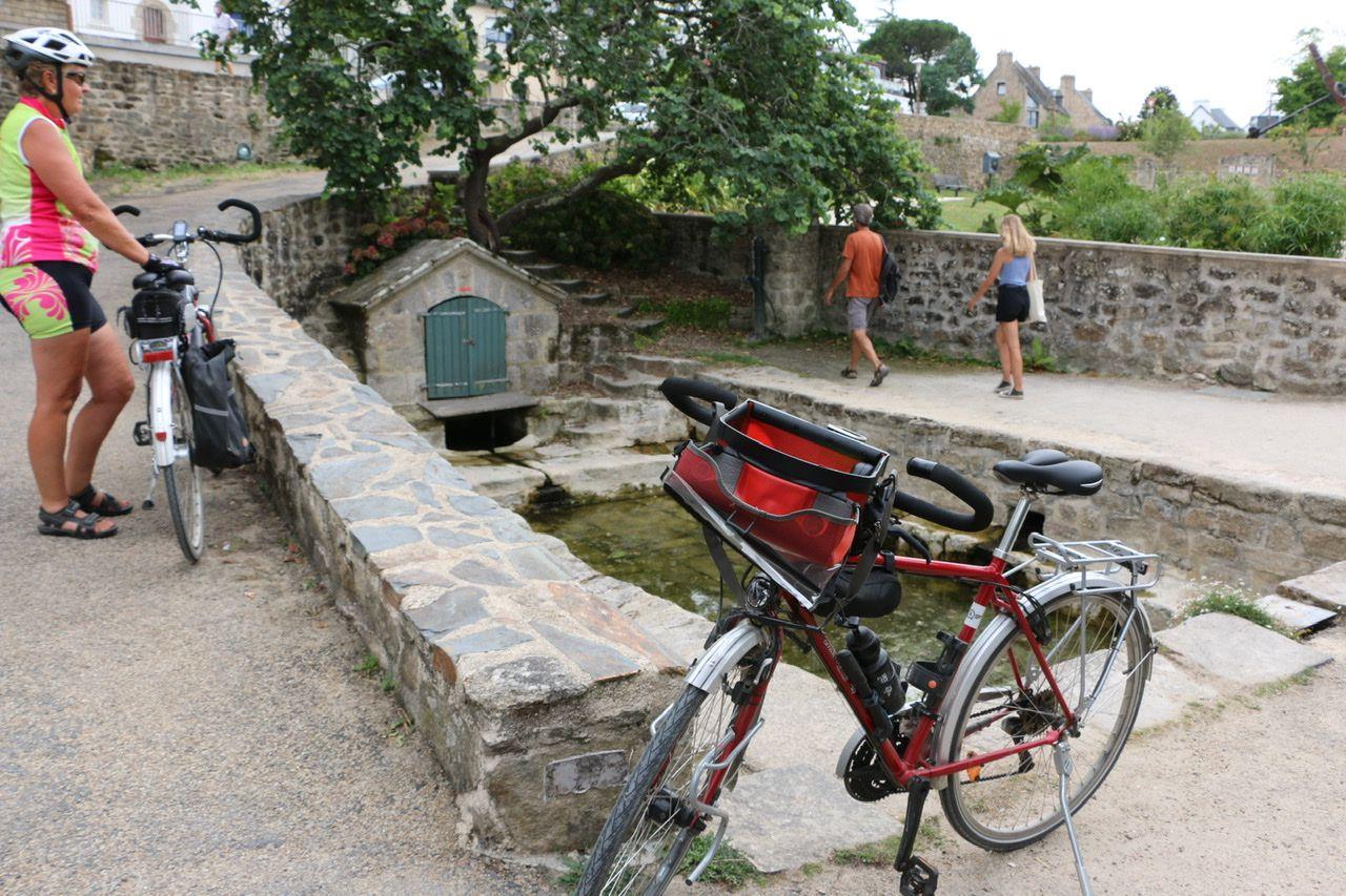 Tour de la Bretagne Sud à vélo