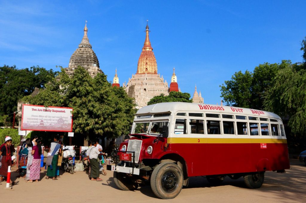 Birmanie, 13ème jour, Bagan