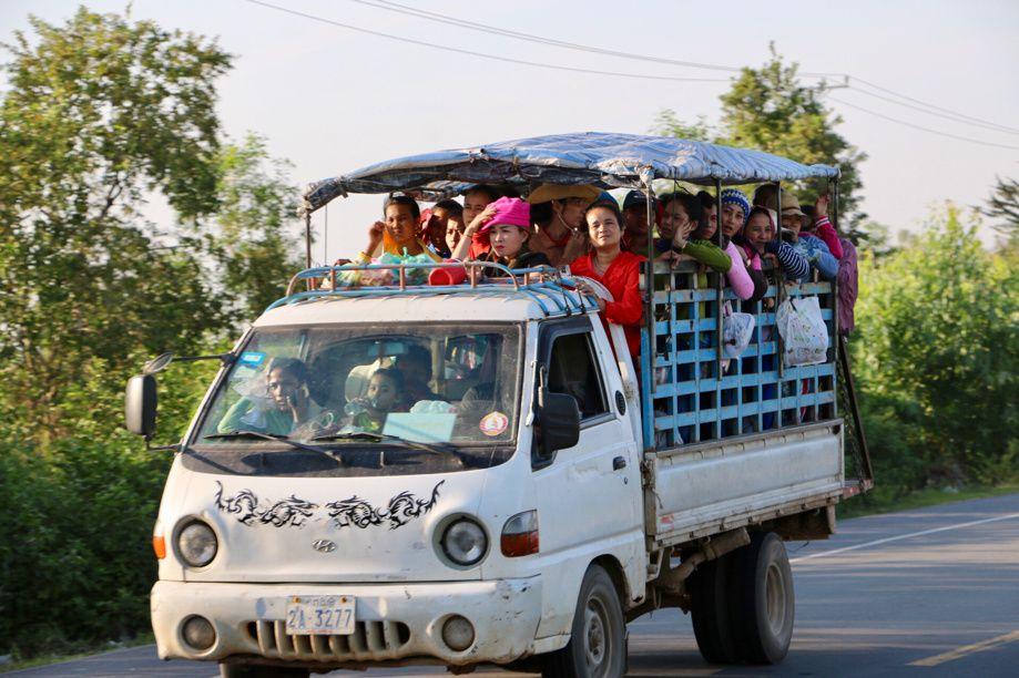 Vietnam et Cambodge à vélo du 23 octobre au 12 novembre 2018