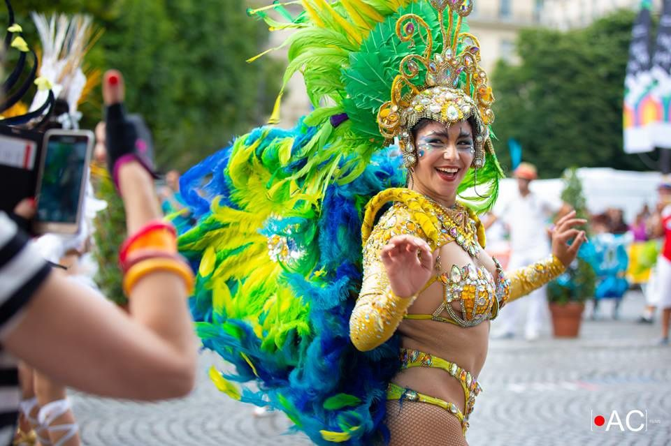 17EDITION CARNAVAL TROPICAL DE PARIS 2018