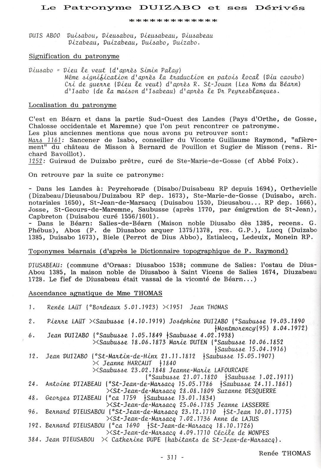 Reproduction du bulletin N°13 du CGL mars 1990