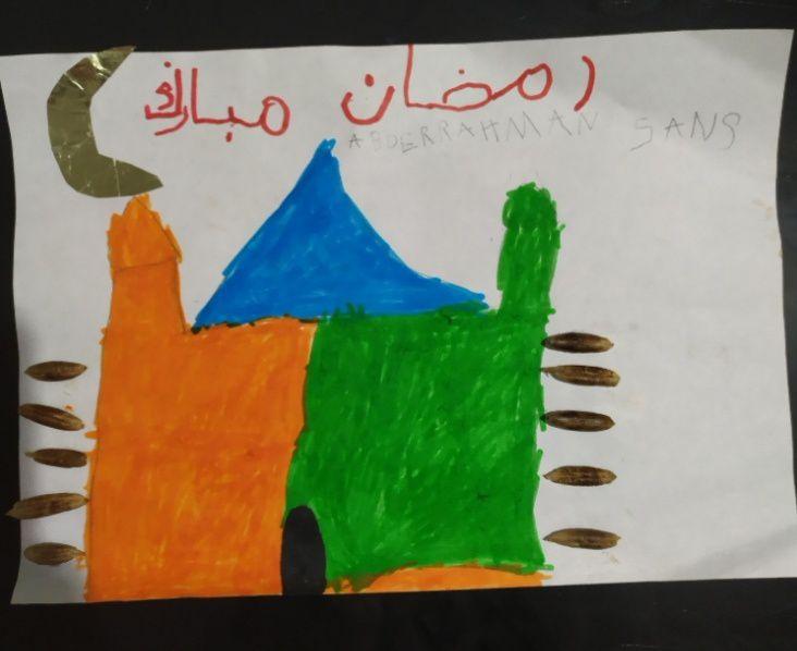 Participation 14 : un petit garçon de 5 ans