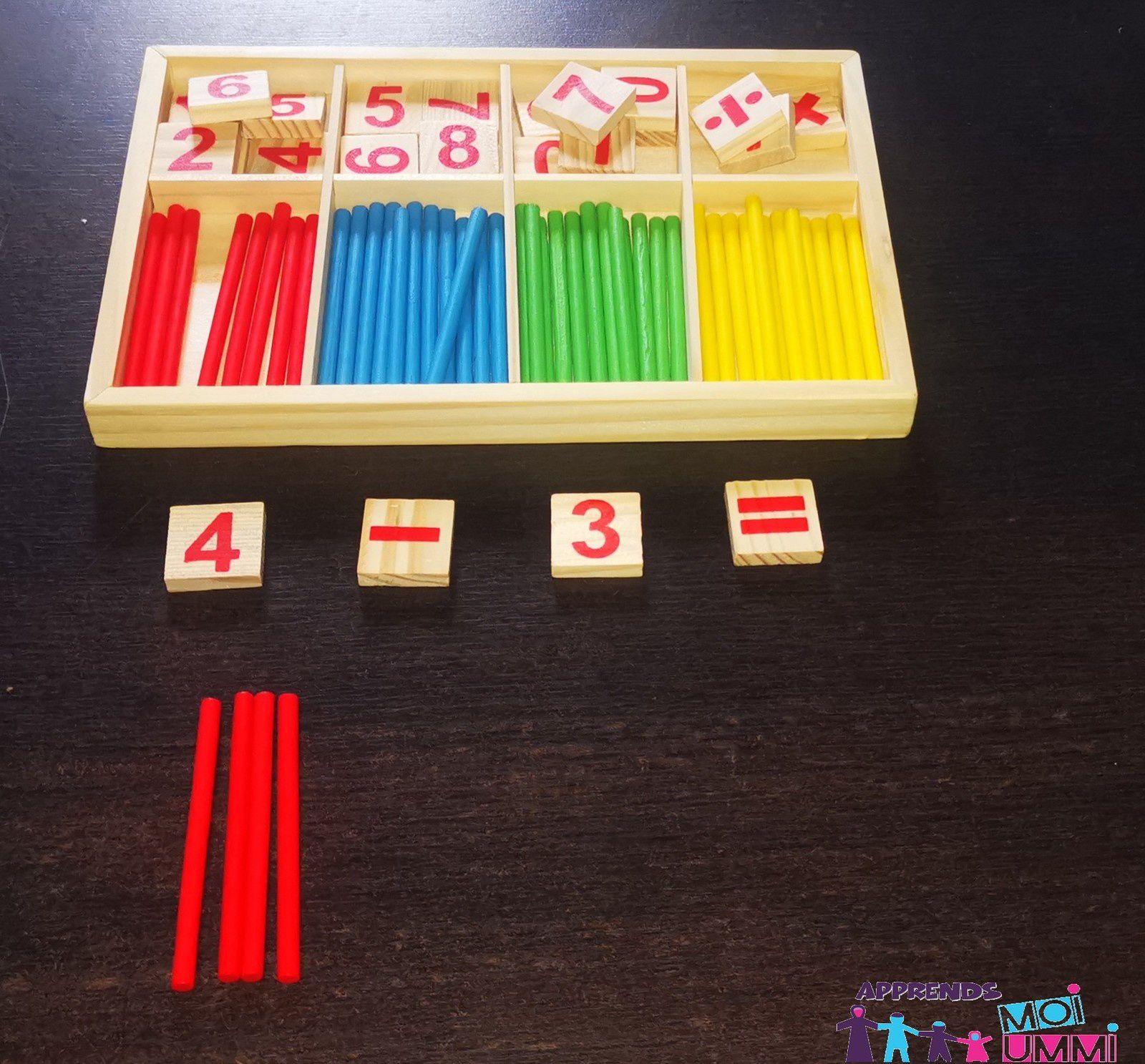calcul montessori
