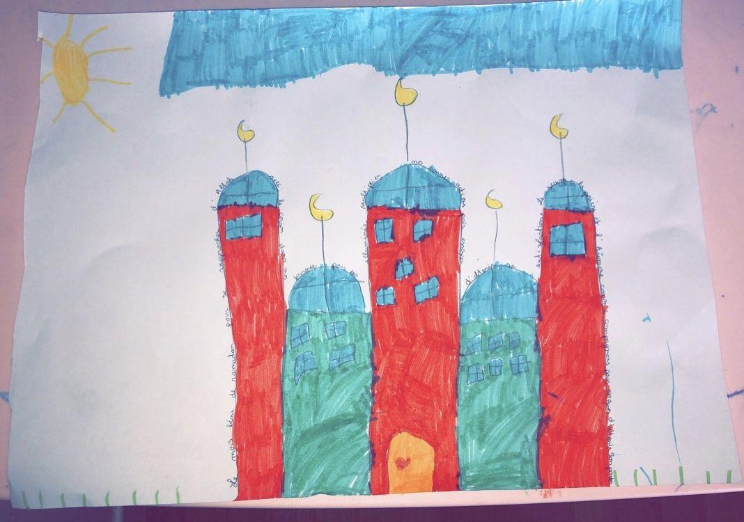 Participation 72 : Safiya, 5 ans et demi