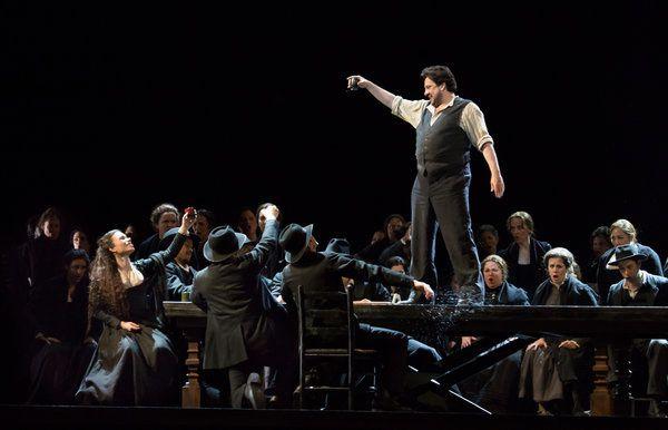 Dernier acte de la saison au Met Opera
