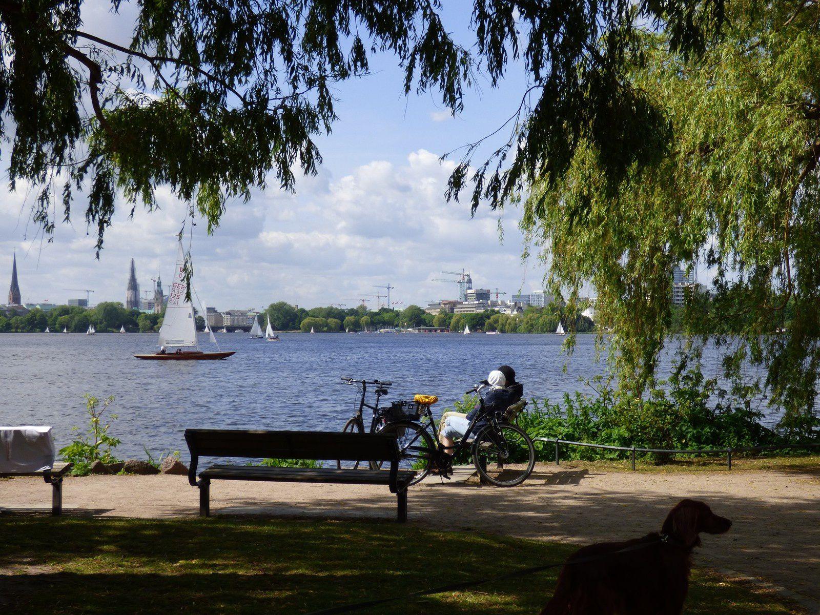 """Oublions les """"burgers"""" et allons découvrir Hambourg"""