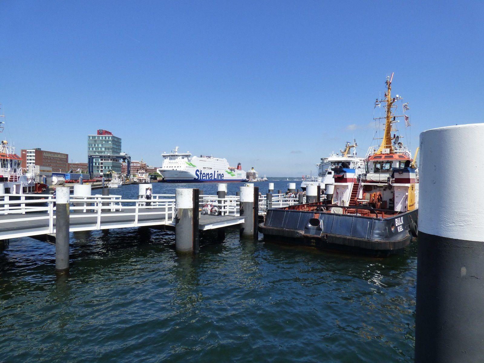 Baie de Kiel