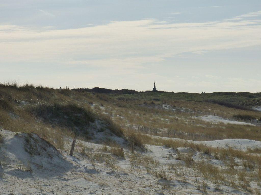 Les dunes de Lampaul Ploudalmezeau