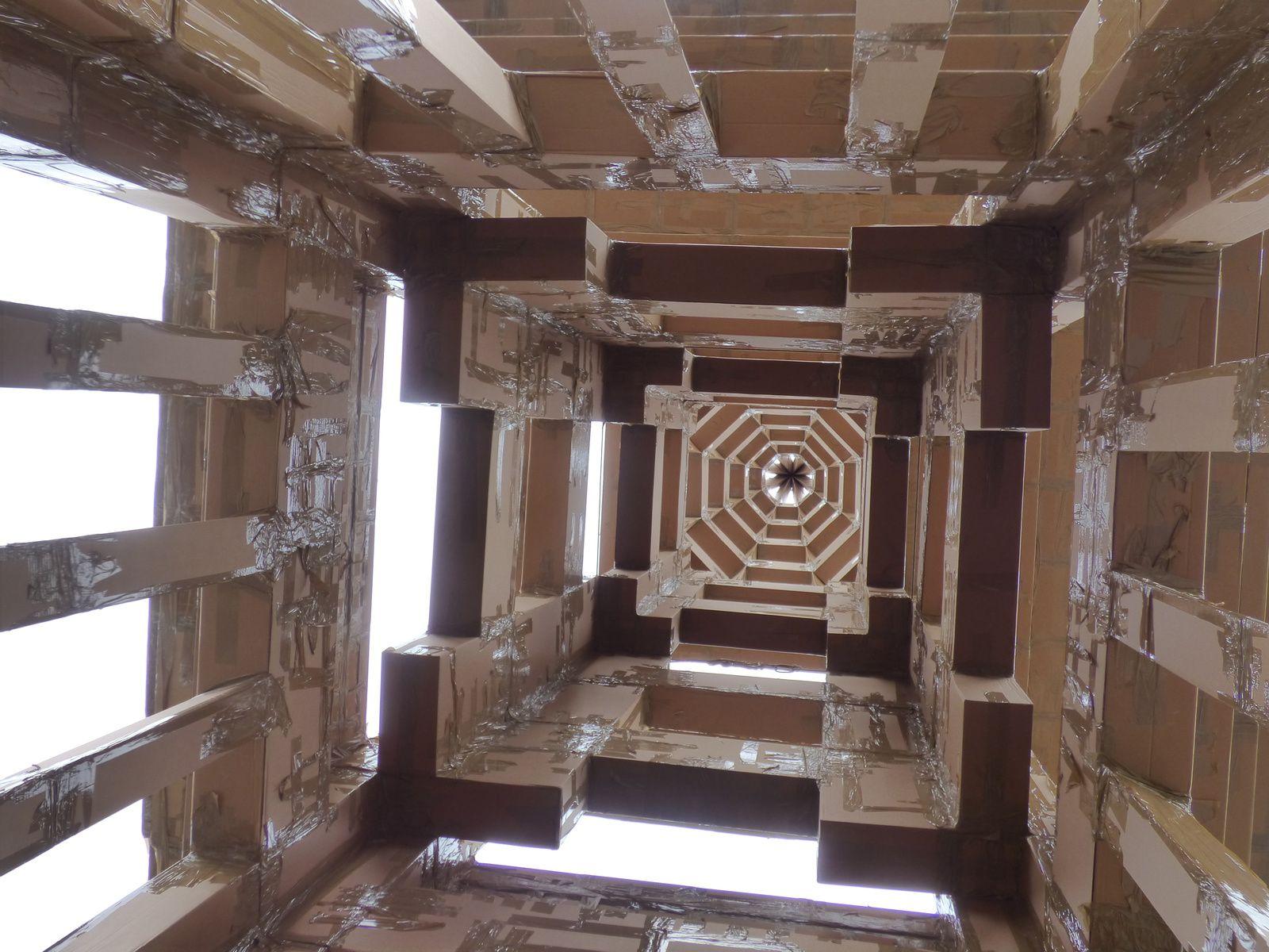 Installations éphémères dans le pays de Landerneau-Daoulas