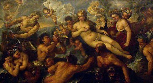 Le retour de Perséphone de Luca Giordano