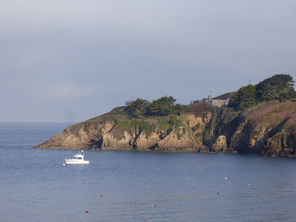 Entre Illien et la presqu'île de Kermorvan