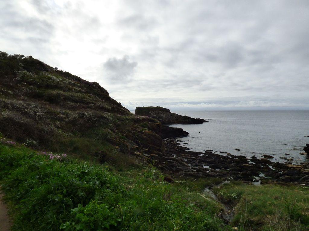De la pointe St Mathieu à Pencréach
