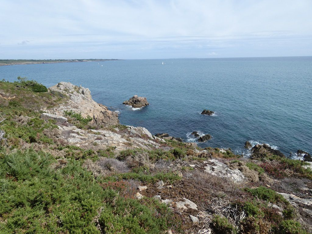 Balade à Port Manech