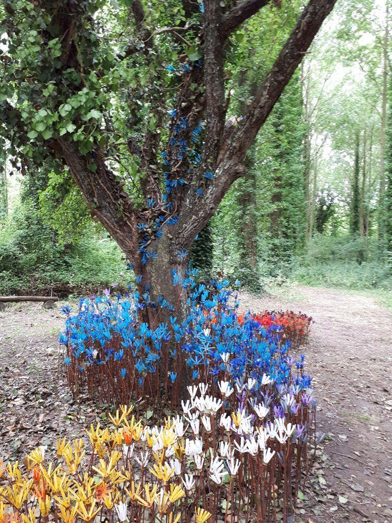 L'art est dans les bois