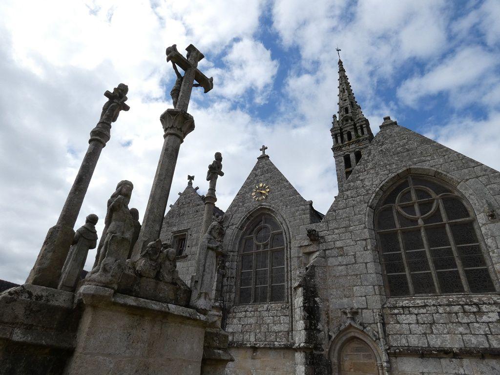 Quelques  chapelles en Finistère Sud
