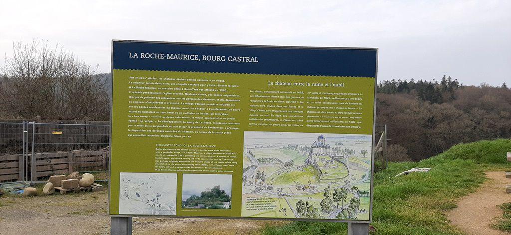 Patrimoines historique et naturel de la Roche Maurice