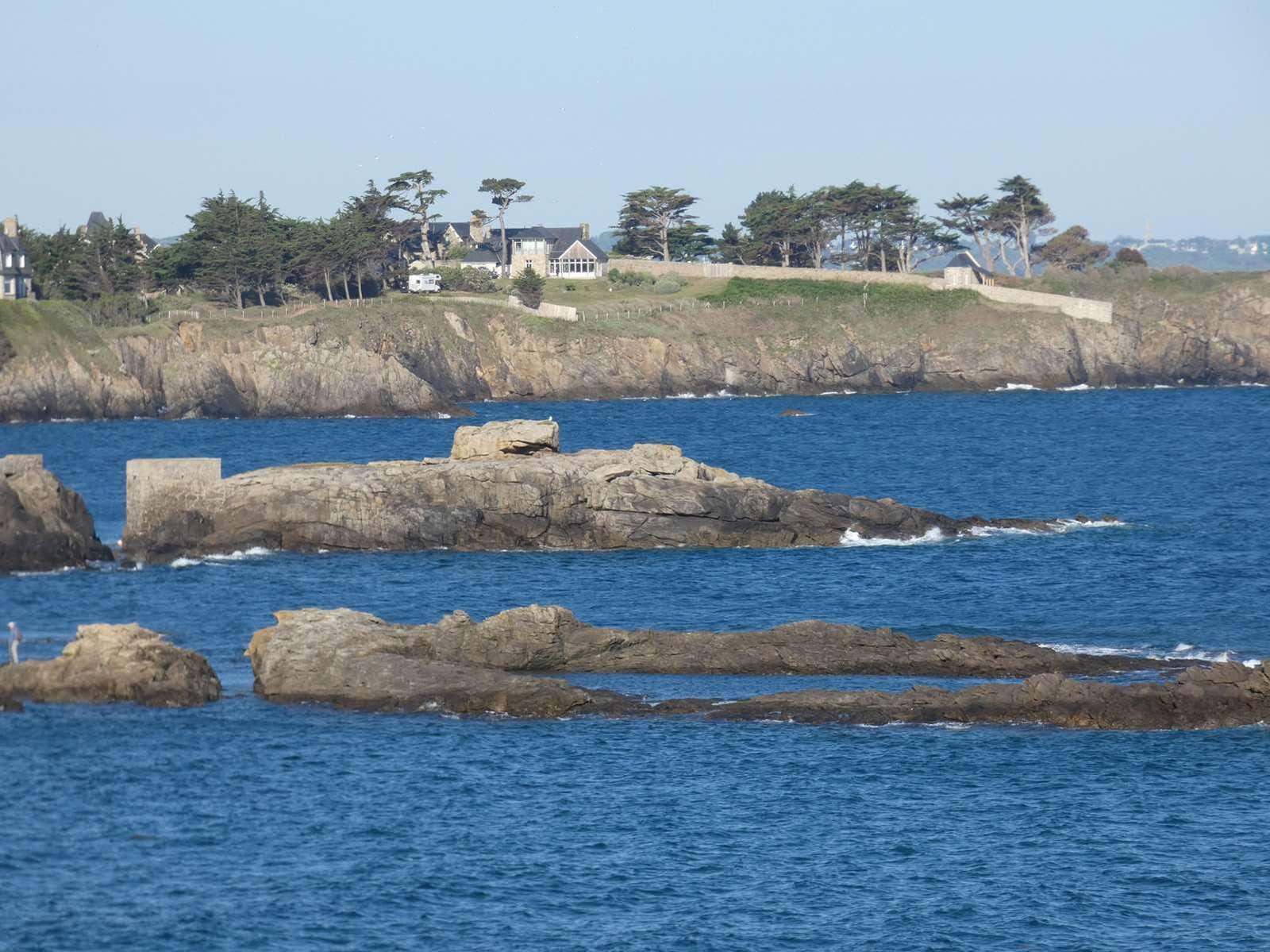 La presqu'île dame-jouanne et ses murailles