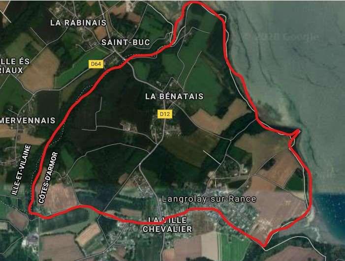 Langrolay, entre grèves et chapelle