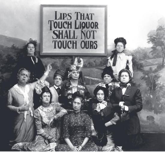 WOMEN OF PROHIBITION