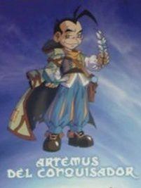 Les Indiscrétions du Livre d'Or N°93 : Le nouveau Légendaire, Artemus del Conquisador!