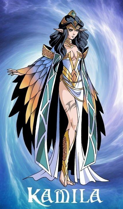 [Tome 17] : News N°29 : La grand prêtresse Kamila