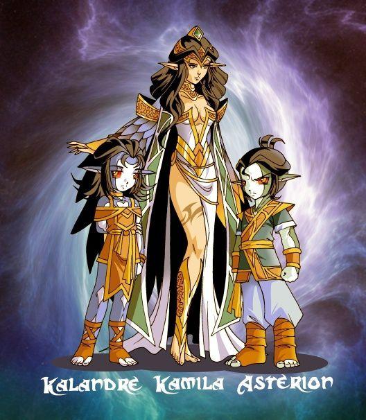 """[Tome 17] : News N°40 : La famille de Kalandre au """"complet"""""""