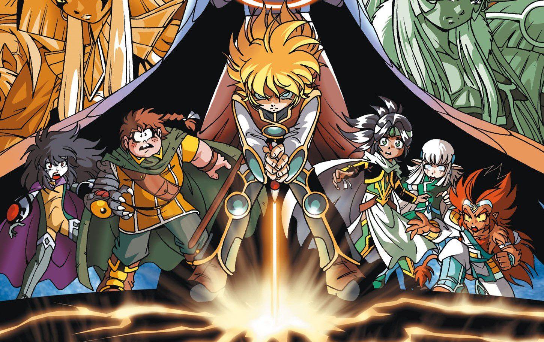Un livre de coloriage Les Légendaires prévu pour Juin ?