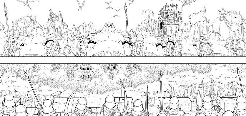 [O.5] : News N°49 : La bataille de Cymballia !
