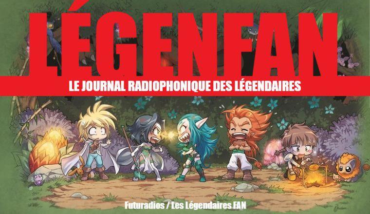 SAISON 2 : Légenfan évolue à partir du 7 mars !