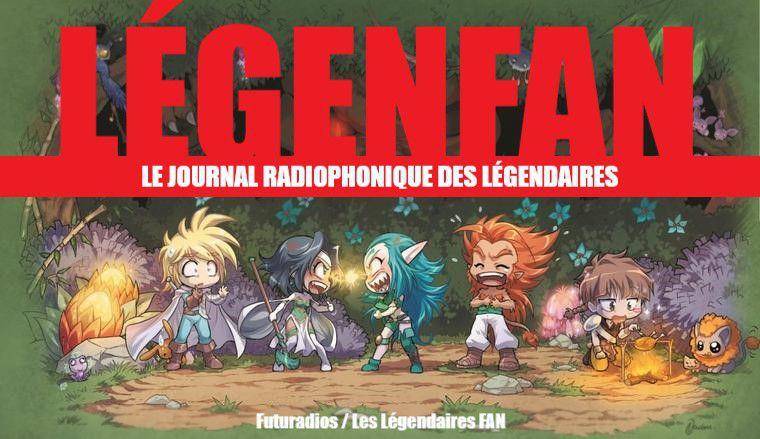 LÉGENFAN #7 : Les infos Légendaires du mois de mars en confinement ! (musique de Tuomas Holopainen)
