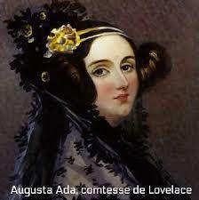 Ada Lovelace ou le langage Ada §§§
