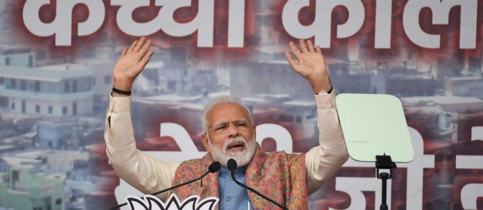 Voyage en Inde avec Modi (futur exterminateur)