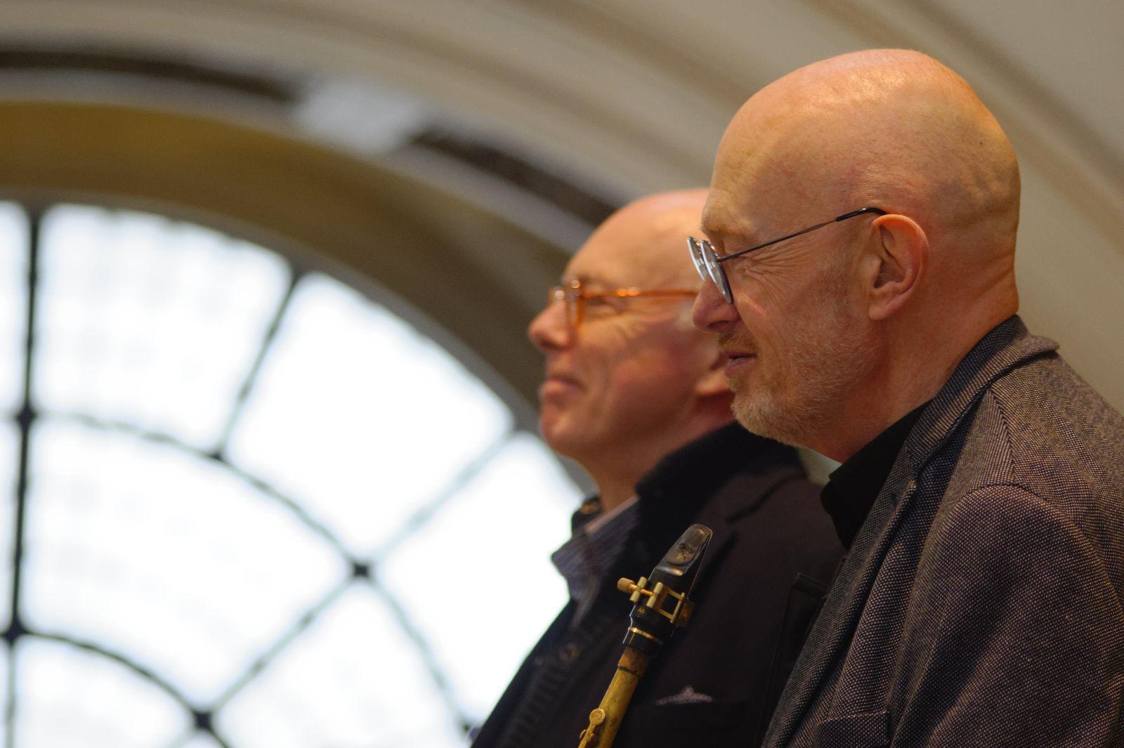 Steve Houben & Charles Loos - 16 juin 2019