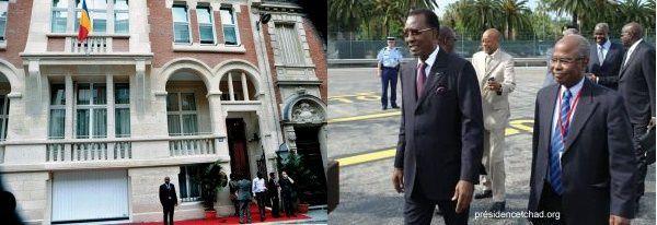 France: l'Ambassade du Tchad éclaboussée dans un scandale