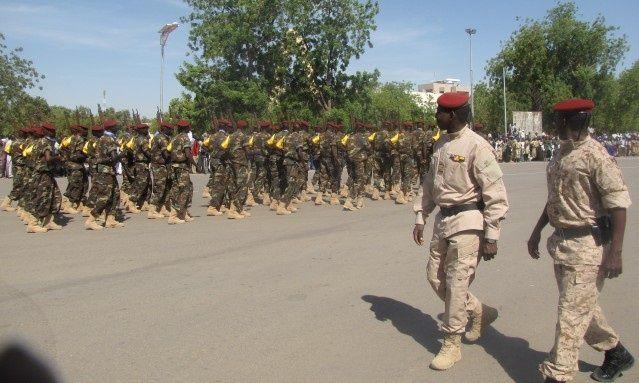 Arrestatons arbitraires et massives d'officiers au Tchad: La CTDDH vivement préoccupée