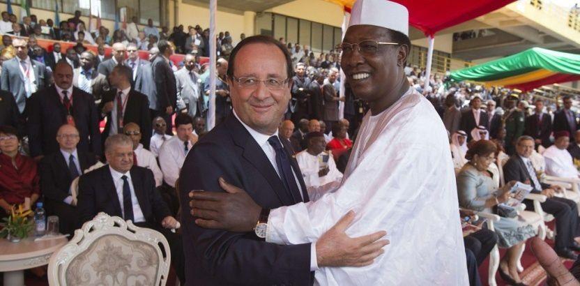 """Communiqué de presse : Survie interpelle la France sur le sommet"""" Paix et sécurité en Afrique"""""""