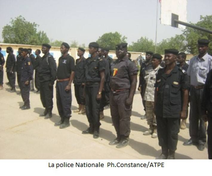 Terrorisme d'Etat au Tchad : un commissaire et un agent de police assassinés au 5è arrondissement.