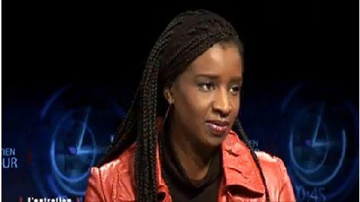 Nafissatou Dia à Télésud avec Adile Farquane