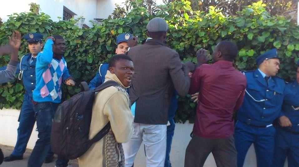 Ecoutez sur la radio shanel africa, l'interview du porte-parole des étudiants tchadiens en Algerie