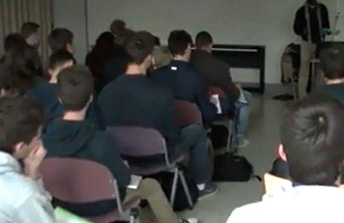 Clemi Dijon-Vidéo des élèves français solidaires au peuple tchadien opprimé