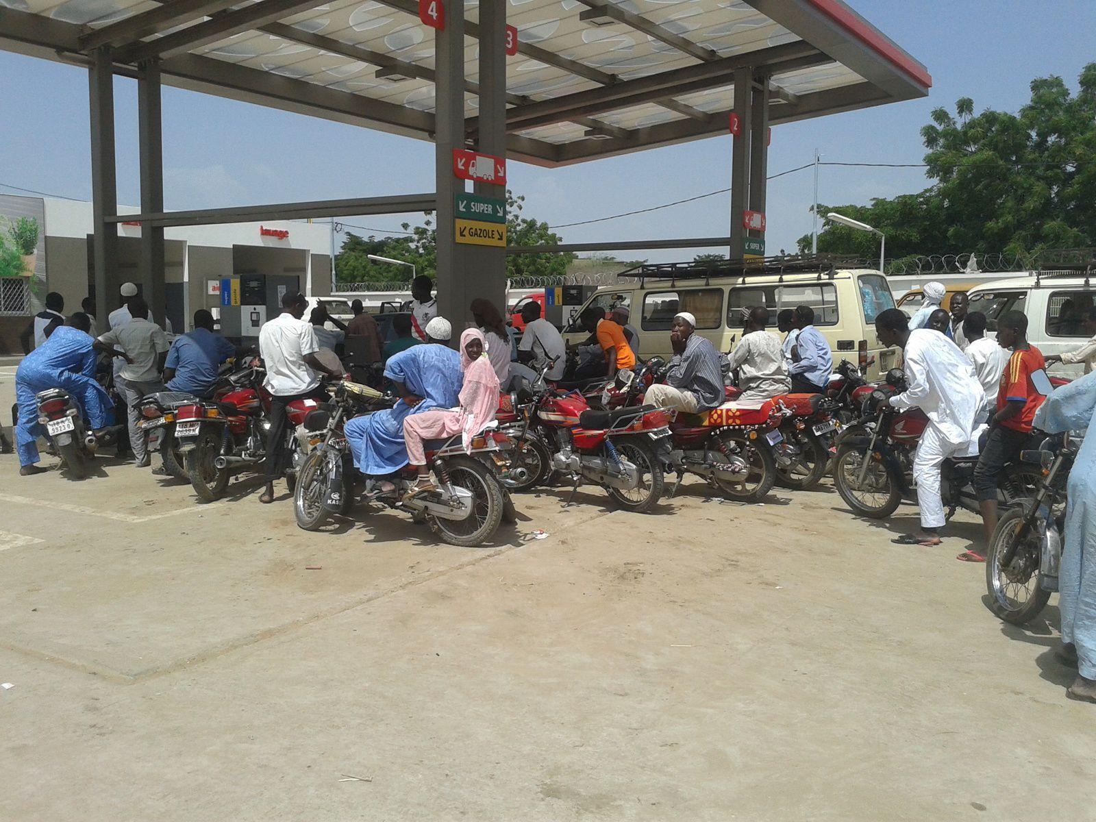 Tchad : la pénurie des hydrocarbures perdure (REPORTAGE)