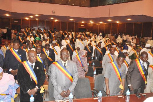 Tchad: une nouvelle révision de la constitution s'impose!