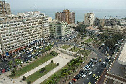 Dakar : la cour arrière des ITNO