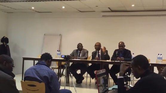 Vidéo: rencontre avec M.Saleh Kebzabo