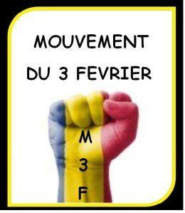Tchad : Vœux au peuple tchadien (du M3F) à l'occasion du nouvel an 2015