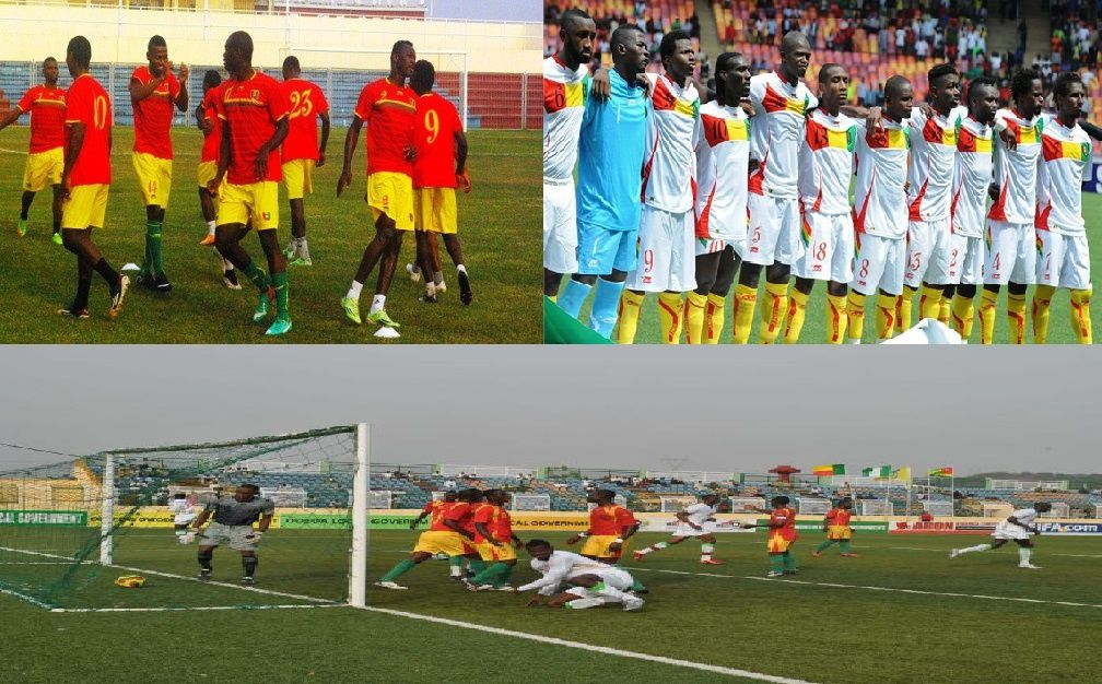 CAN 2015: félicitation au Syli national de Guinée !