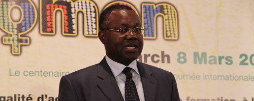 Le candidat tchadien au perchoir de la Bad doit collaborer aavec les justiciables et résorber leurs désidératas