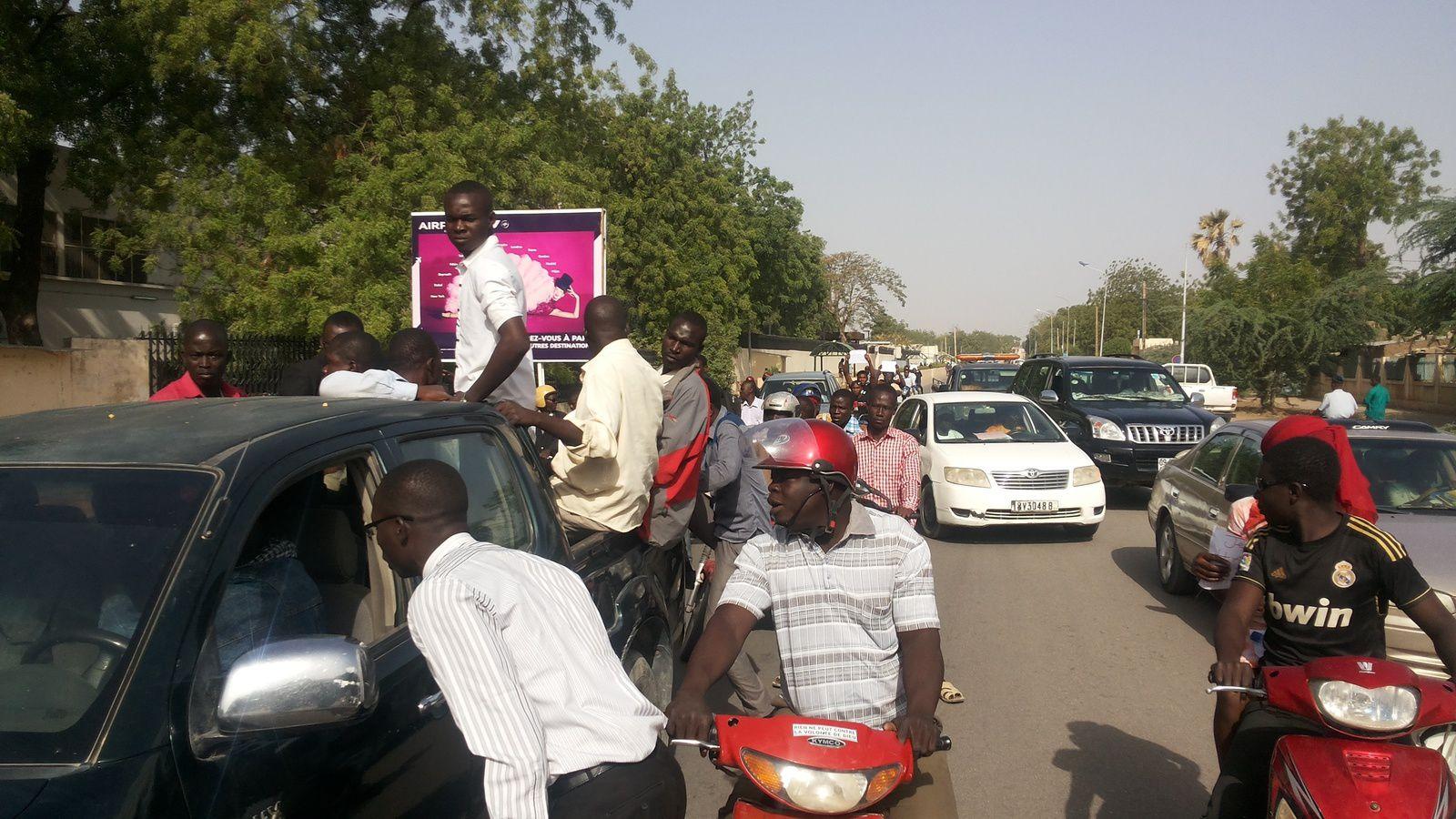 Tchad: la mort d'un étudiant cristallise un mécontentement généralisé contre Idriss Deby
