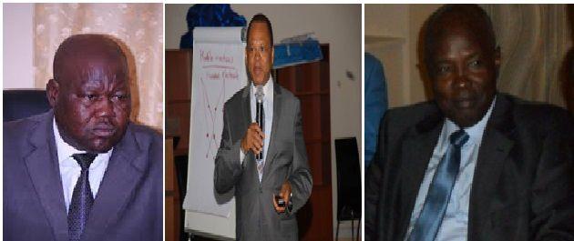 CENI: le trio gagnant de Deby prêt pour la fraude électorale