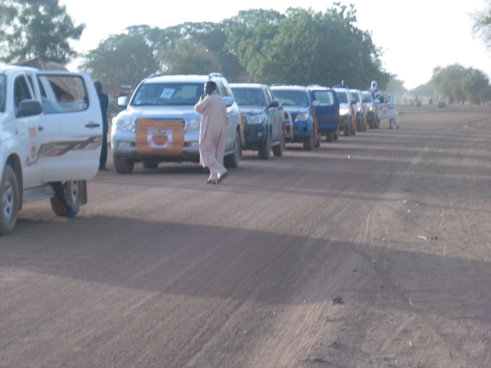 Tchad: le président de l'UNDR en tournée à Batha et au Guéra